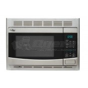 Patrick Industries High Pointe Stainless Steel 1.0 Cu Ft Microwave Oven