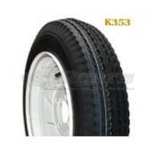 Americana Tire & Wheel Kendra ST 4.80 x 12 LRC Tire & 5 Hole Wheel Assembly