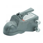 "Bulldog Class IV Adjustable Height Cast Head 14K 2-5/16"" Ball Trailer Coupler"