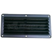 "Leisure Time 5"" x 10"" Black Dent Vent"