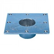 CP Products Flush Mount Recessed Square Table Base