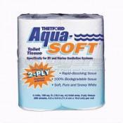 Thetford Aqua Soft 2 Ply Toilet Tissue