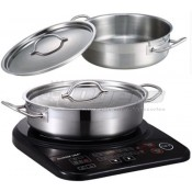 Mings Mark 1800 Watt Portable Induction Cooktop