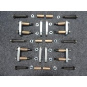 MORryde Heavy Duty Tandem Axle CRE3000 Shackle Kit For Correct Track System Hanger