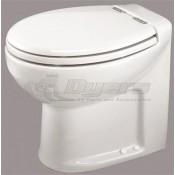 Thetford White Tecma Silence Plus Macerator Toilet