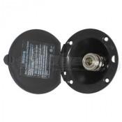 Phoenix Products Black Spray-Away Exterior Shower Spray Port