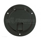 RV Designer Black Cable Hatch