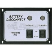 Intellitec Battery Disconnect Switch Panel