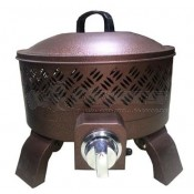 Well Traveled Living Gas Fire Pit