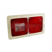 Grote Double Right Hand Recessed Mount Light