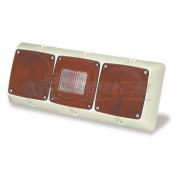 Grote Triple Surface Mount Light