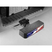 Weathertech Waving Flag Truck Bumper Step