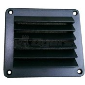 "Leisure Time 5"" x 5"" Black Dent Vent"