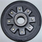 "AP Products 6000lb to 7000lb Trailer Brake Hub 1/2"" Studs"