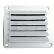 "Leisure Time 5"" x 5"" White Dent Vent"