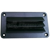 "Leisure Time 3"" x 5"" Black Dent Vent"