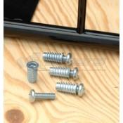 Tow-Rax Steel Wheel Chock Mount Kit for Wood Floors