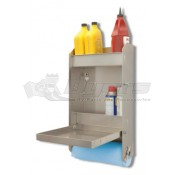 Tow-Rax Button Mount Junior Storage Cabinet with Folding Work Tray