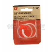 "Moen 1-1/4"" Slip Joint Washers **ONLY 1 AVAILABLE**"