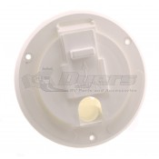 JR Cable Hatch - Polar White S-23-10-A