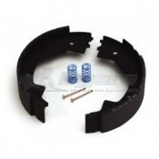 """Dexter 10 x 2-1/4"""" Electric Brake - Shoe & Lining Kit"""