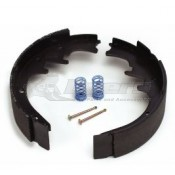 "Dexter 10 x 2-1/4"" Hydraulic Brake Shoe & Lining Kit  3.5K"