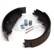 """Dexter 12 x 2"""" Free Backing Hydraulic Brake Shoe & Lining Kit  LH 7K"""