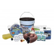 Valterra Deluxe Wash & Wax RV Starter Kit Bucket