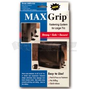 Thumb Lock Max Grip TV Fasteners
