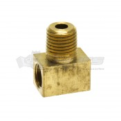 """MB Sturgis 1/4"""" Invertered Flare Inlet x 1/4"""" MPT Outlet Manifold Tee"""