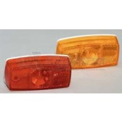 Miro-Flex #349 Amber Clearance Light