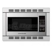 Contoure Stainless Steel Counter Built In Microwave/Convection Oven