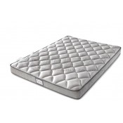 "Denver Mattress Rest Easy Plush 60"" x 75"" Short Queen Mattress"