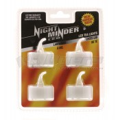 LED Tea Lights 4 Pack