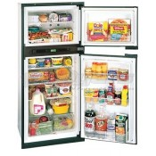 Norcold 6.3 Cu Ft. 2-Way Refrigerator with Icemaker