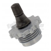 Valterra Plastic RV Blow-Out Plug With Shrader Valve