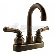 DURA Classical Oil Rubbed Bronze RV Bar or Lavatory Faucet