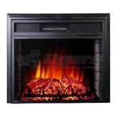 Patrick Industries Electric Flat Front LED Fireplace