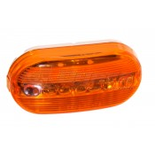 Peterson #135 Amber Clearance Marker Light