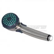 Phoenix Brushed Nickel Single Function Handheld Shower Head