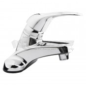DURA Single Lever Non-Metallic Chrome RV Lavatory Faucet