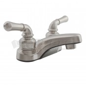 DURA Classical Brushed Satin Nickel RV Lavatory Faucet