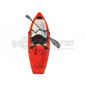 Kayak-ity-Yak Transparent Floor Sit on Top Kayak