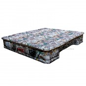 "AirBedz Original Series Camouflage Truck Bed 76"" x 63-1/2"" Air Mattress"
