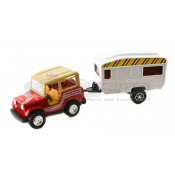 Prime Products Jeep & Trailer Toy 27-0010 Top