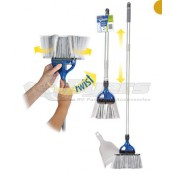 Thetford StorMate Collapsible Broom/Dustpan