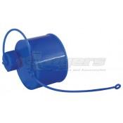 Prest-O-Fit Blueline Pushover Termination Cap