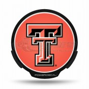 Texas Tech University LED PowerDecal