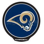 St. Louis Rams LED PowerDecal