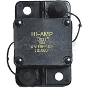 Rieco-Titan Thermal Self Resetting 12V/60A Circuit Breaker